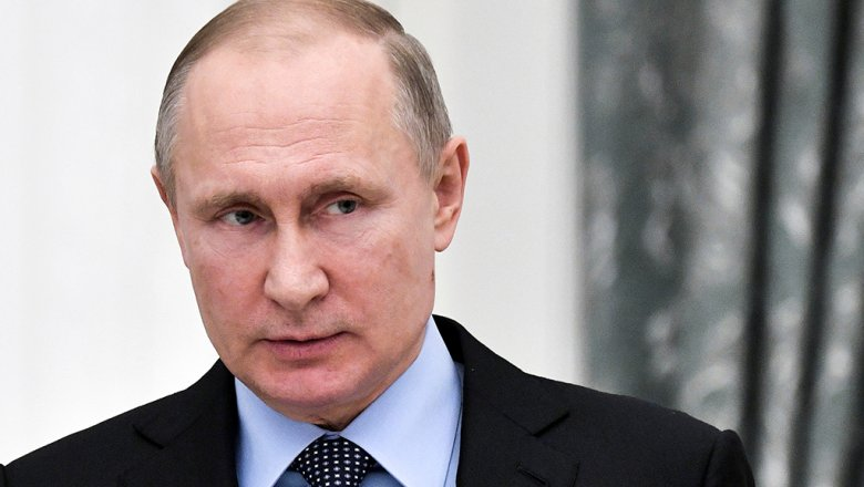 Владимир Путин высказался об инциденте с британским эсминцем в Крыму